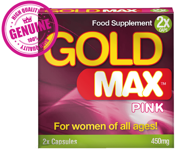 Gold Max Pink Female Enhancement Pills